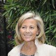 Claire Chazal à Paris, en mai 2013.