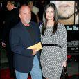 Billy Joel et son ex-femme Katie Lee à l'avant-première de The Departed, à New York, le 27 septembre 2006.