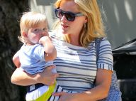 Reese Witherspoon : Maman stylée et radieuse, elle s'offre des petits plaisirs