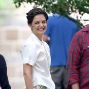 Katie Holmes : Avec Jamie Foxx ou pour ''Miss Meadows'', elle s'éclate !
