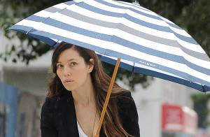Jessica Biel sans maquillage : La femme de Justin Timberlake sublime au naturel