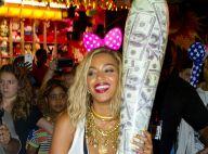 Beyoncé : Minnie bling-bling au parc d'attractions pour son prochain clip !