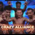 Les Crazy Alliance dans The Best : le meilleur artiste sur TF1 le vendredi 30 août 2013