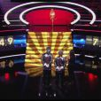 Les Robot Boys dans The Best : le meilleur artiste sur TF1 le vendredi 30 août 2013