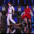 Keelan et Charlotte dans The Best : le meilleur artiste sur TF1 le vendredi 30 août 2013