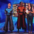 Les Laser fighters dans The Best : le meilleur artiste sur TF1 le vendredi 30 août 2013