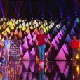 Section Aéro dans The Best : le meilleur artiste sur TF1 le vendredi 30 août 2013