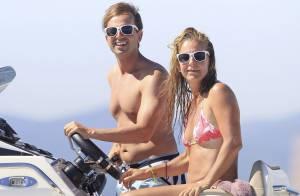 Arantxa Sanchez : En bikini et au soleil avec son mari, elle oublie la polémique