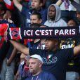 Ambiance lors de la rencontre de Ligue 1 entre le PSG et Guingamp (2-0), au Parc des Princes, le 31 août 2013.