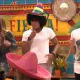 Soirée mexicaine dans la quotidienne de Secret Story 7 sur TF1 le lundi 9 septembre 2013