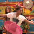 Eddy et Anaïs dans la quotidienne de Secret Story 7 sur TF1 le lundi 9 septembre 2013