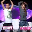 Anaïs et Eddy dans la quotidienne de Secret Story 7 sur TF1 le lundi 9 septembre 2013
