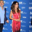 Sandra Bullock lors du Festival international du film de Toronto, le 9 septembre 2013 pour le photocall du film Gravity