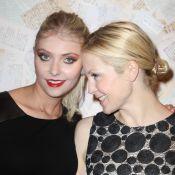 Fashion Week : Retrouvailles entre ex-Gossip Girls, Alessandra Ambrosio radieuse