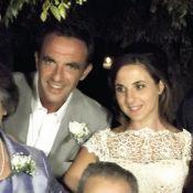 Nikos Aliagas, comblé : Sa soeur adorée Maria s'est mariée en Grèce !