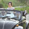 Nikos Aliagas au mariage de sa soeur sur l'île sublime de Kéa, située dans le Sud de la Grèce, week-end du 7 septembre 2013.