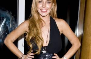 Lindsay Lohan radieuse à la Fashion Week, quand ses parents se font la guerre