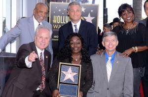Barry White enfin étoilé au Walk of Fame : Sa veuve Glodean émue et fière