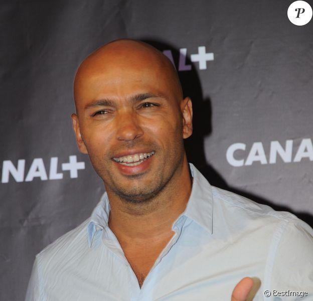 Eric Judor - Soirée de rentrée de Canal +. Paris, le 28 août 2013.
