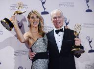 Heidi Klum : Superbe et récompensée lors des Creative Arts Emmy Awards 2013