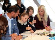 Princesse Mette-Marit : Mission écolo en famille avec Haakon et Ingrid Alexandra