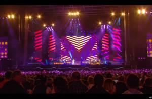 Céline Dion live avec ''Loved Me Back to Life'' : Premier clip de son single