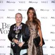 Laura et Lavinia Biagiotti lors de la soirée Beauty in Wonderland à Milan en marge de la Fashion Week italienne. Le 19 septembre 2013