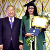 Yamina Benguigui : Hommage et diplôme honorifique, la francophonie à l'honneur