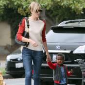 Charlize Theron : Nouvelle coupe pour la jeune maman, l'actrice au top !