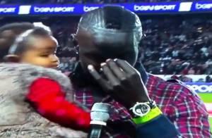 Mamadou Sakho : En larmes avec sa fille pour ses adieux émouvants au PSG