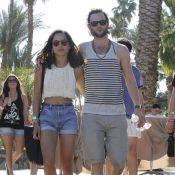 Zoë Kravitz et Penn Badgley : Baiser tendre à Rome, les ex à nouveau amoureux ?