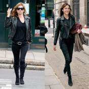 Kate Moss vs Alexa Chung : Qui porte le mieux le perfecto ?