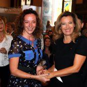 Valérie Trierweiler: Émotion au mariage de Jean-Luc Romero et Christophe