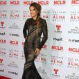 Eva Longoria lors des ALMA Awards à Pasadena en Californie, le 27 septembre 2013.