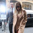 Kim Kardashian à Paris, le 30 septembre 2013.