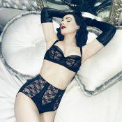 Dita von Teese : Créatrice et égérie exquise en lingerie