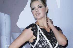 Fashion Week : Kate Upton et Miranda Kerr, ravissantes pour ''Mademoiselle C''