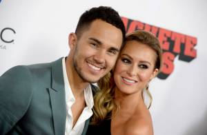 Alexa Vega : La bombe de Machete Kills pose amoureuse, avec son fiancé