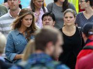Victoria de Suède retrouve à New York Madeleine et son baby bump naissant