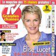 Magazine TV Grandes Chaînes du 12 octobre 2013.