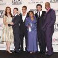Kate Walsh, T.R. Knight, Justin Chambers, Chandra Wilson, Patrick Dempsey et James Pickens Jr à la cérémonie  TV Land Awards à Los Angeles, le 19 mars 2006.