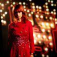 Photo promo de l'album Rouge ardent, de la jolie Axelle Red.