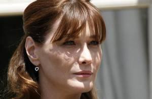 Carla Bruni : 'Nicolas ne m'a pas offert la même bague que Cécilia !'