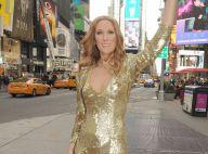 Céline Dion brille de mille feux en plein New York