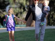 Jennifer Garner : La maman retombe en enfance aux côtés de Samuel et Seraphina