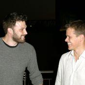 Matt Damon et Ben Affleck : Retrouvailles des deux amis et papas craquants
