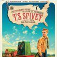 Affiche du film L'Extravagant voyage du jeune et prodigieux T. S. Spivet