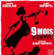 Affiche du film 9 mois ferme