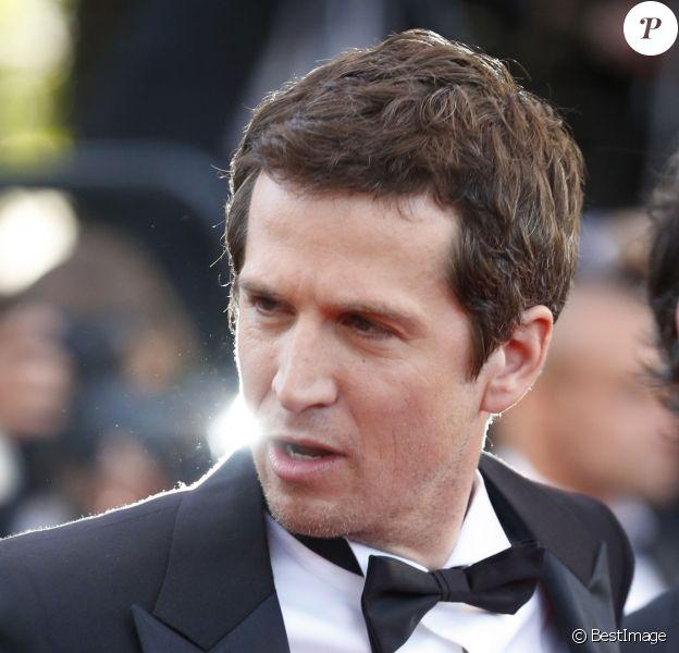 Guillaume Canet à Cannes, le 20 mai 2013.
