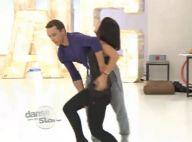 Danse avec les stars 4 : Alizée, blessée, retrouve des forces avec Franck Ribéry